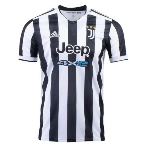 Juventus Home Football Shirt 21 22