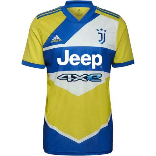 Juventus Third Football Shirt 21 22