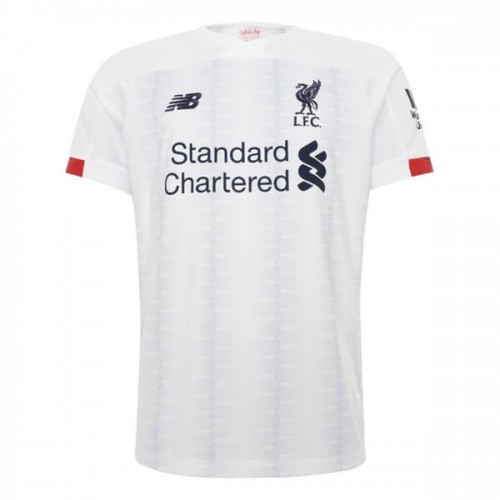 Liverpool Away Football Shirt 1920