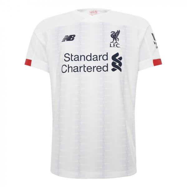 Liverpool Away Football Shirt 1920
