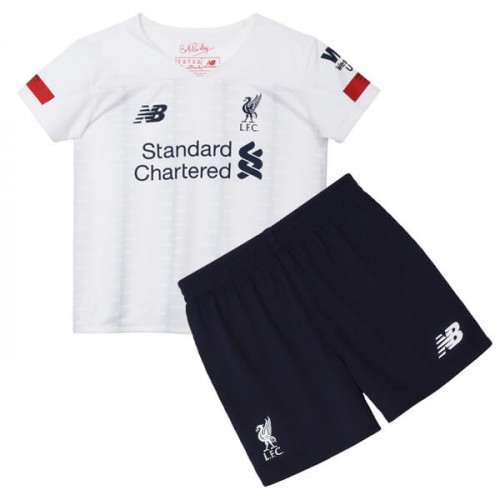 Liverpool Away Kids Football Kit 1920