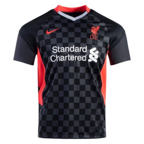 Liverpool Third Football Shirt 20 21