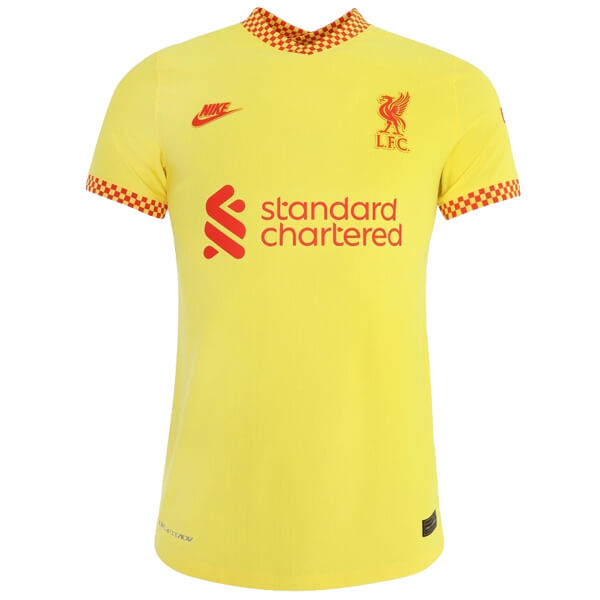 Liverpool Third Football Shirt 21 22