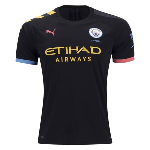 2888a88f0 Manchester City Away Football Shirt 19/20 - SoccerLord