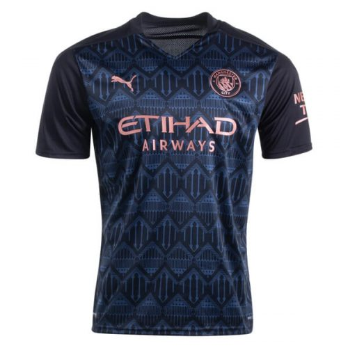 Manchester City Away Football Shirt 20 21