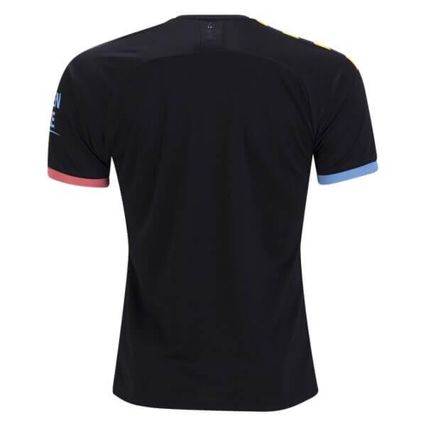reputable site 0d6e3 720a1 Manchester City Away Football Shirt 19/20