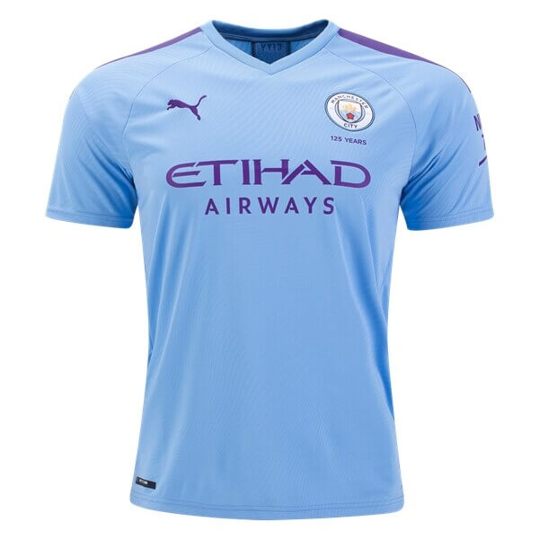 19 Home 20 Football City Manchester - Soccerlord Shirt|Best Selling NFL Sports Jerseys