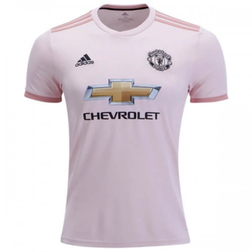 Manchester United Away Football Shirt 1819