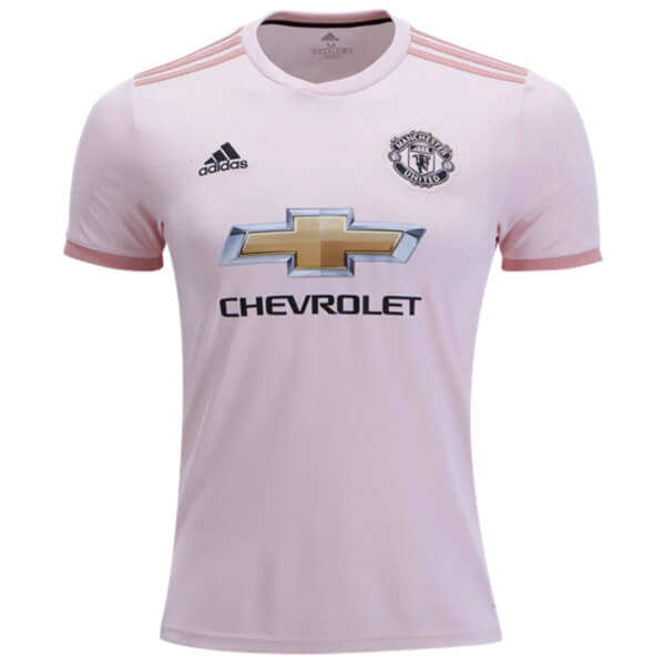 f8432856a Manchester United Away Football Shirt 18 19 - SoccerLord