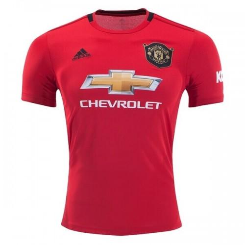 Manchester United Home Football Shirt 19 20