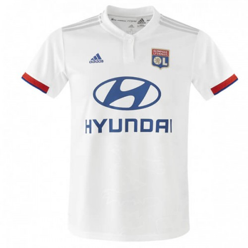Olympique Lyon Home Football Shirt 19 20
