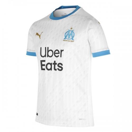 Olympique Marseille Home Football Shirt 20 21
