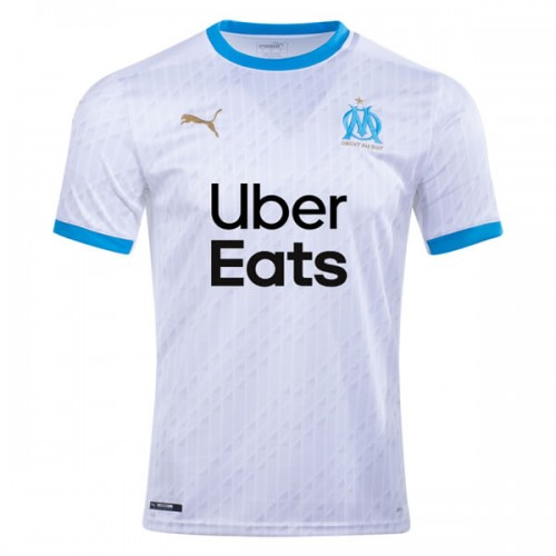 Olympique Marseille Home Football Shirt 2021