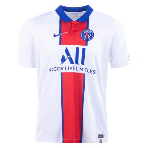 PSG Away Football Shirt 20 21