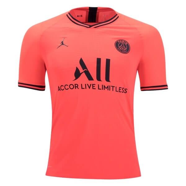 brand new 9ee56 9e1ce PSG Jordan Away Football Shirt 19/20