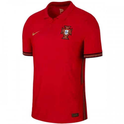 Portugal Home Football Shirt 2020