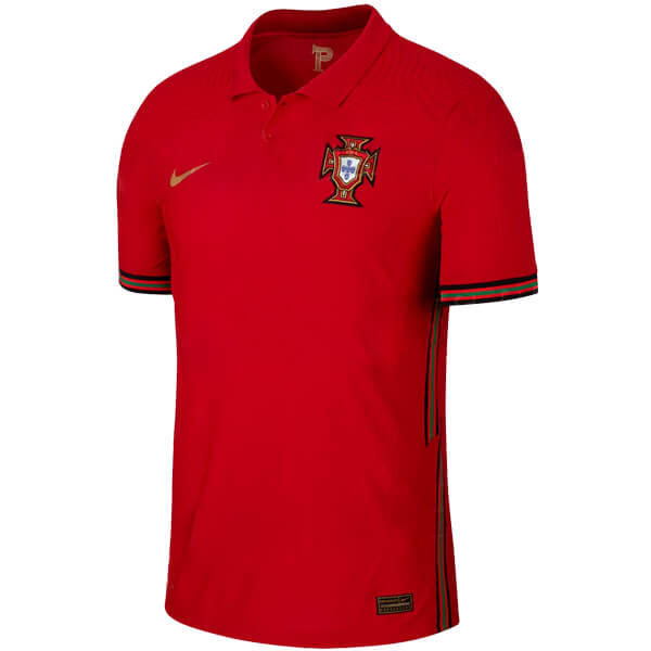 Portugal Home Football Shirt 2020