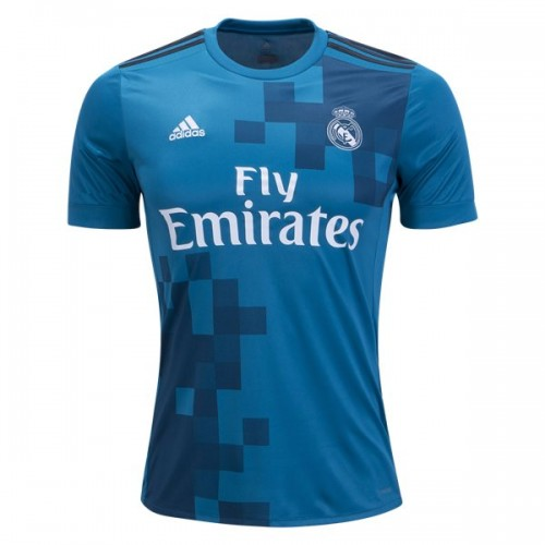 Real Madrid 3rd Football Shirt 17 18