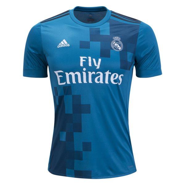 Real Madrid 3rd Football Shirt 17 18
