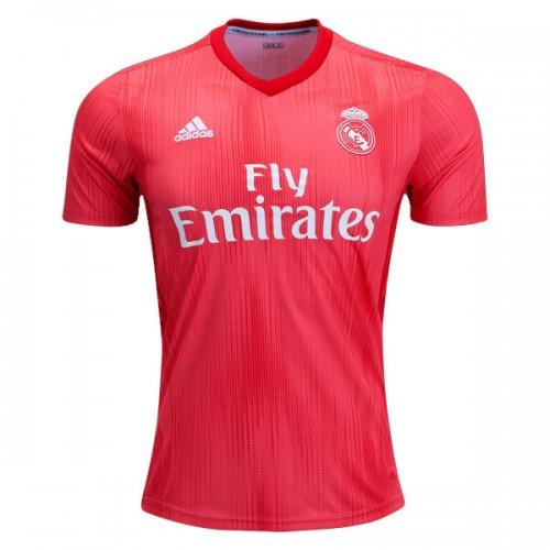Real Madrid 3rd Football Shirt 18 19