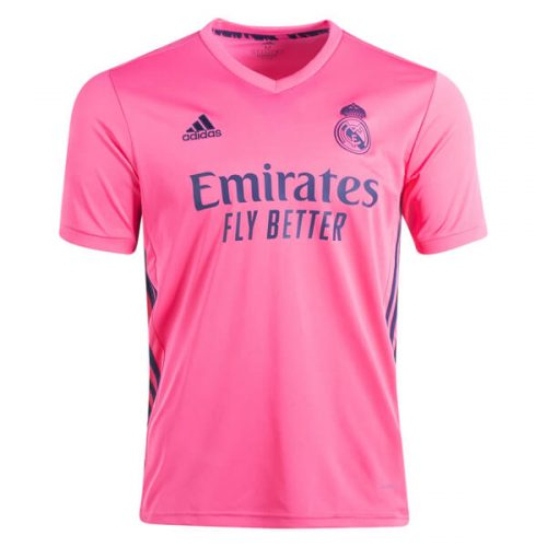 Real Madrid Away Football Shirt 2021