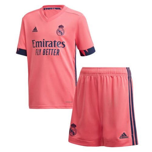 Real Madrid Away Kids Football Kit 20 21