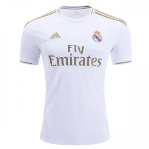 Real Madrid Home Football Shirt 19 20