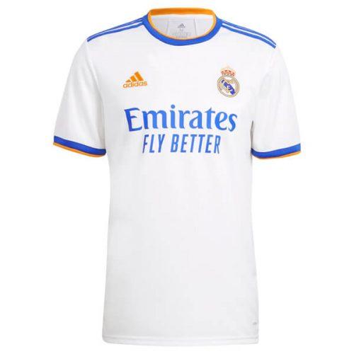 Real Madrid Home Football Shirt 21 22
