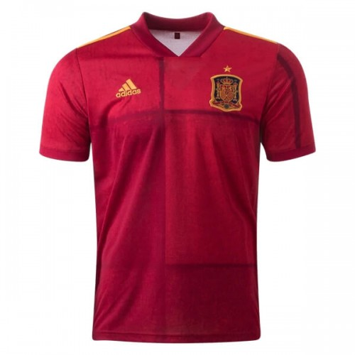 Spain Home Euro 2020 Football Shirt