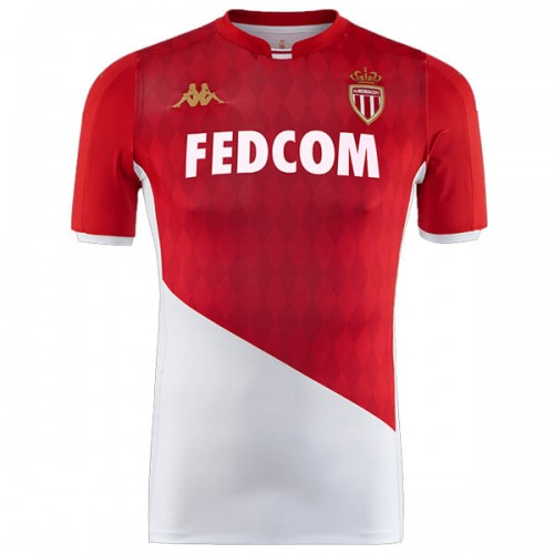 AS Monaco Home Football Shirt 1920