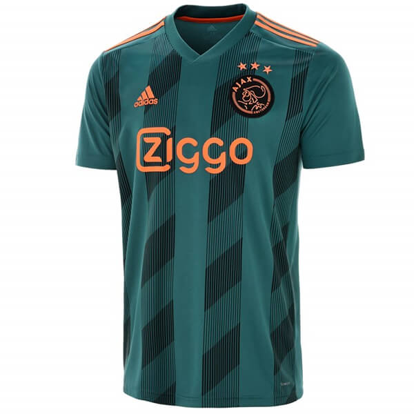 Ajax Away Football Shirt 19 20