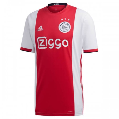 Ajax Home Football Shirt 19 20