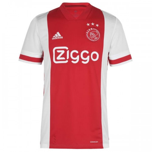 Ajax Home Football Shirt 20 21