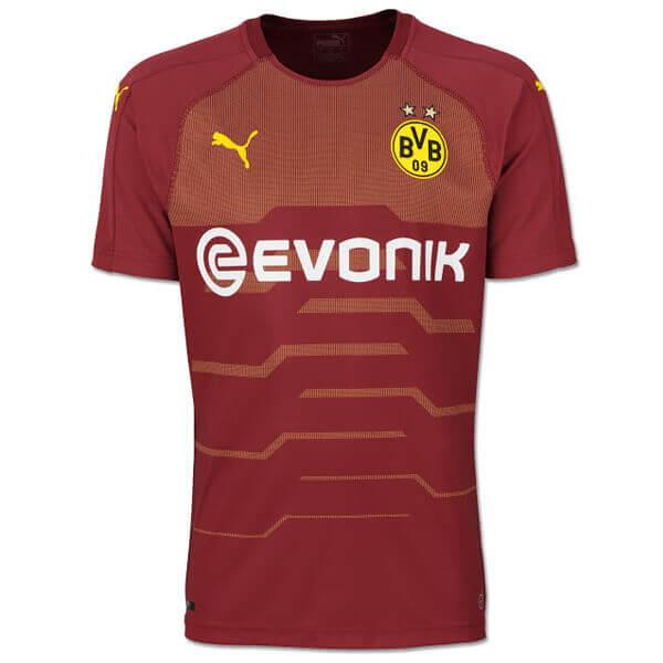 huge selection of 6f792 6486f Borussia Dortmund 3rd Football Shirt 18/19