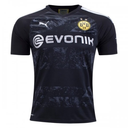 Borussia Dortmund Away Soccer Jersey 19 20