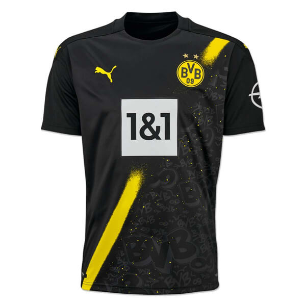 Dortmund Away Football Shirt 20 21