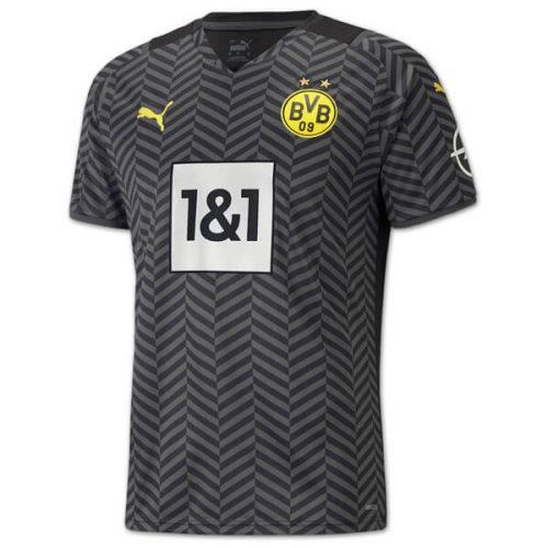 Dortmund Away Football Shirt 21 22