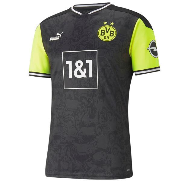 Dortmund Null Neon Special Edition Football Jersey 20 21