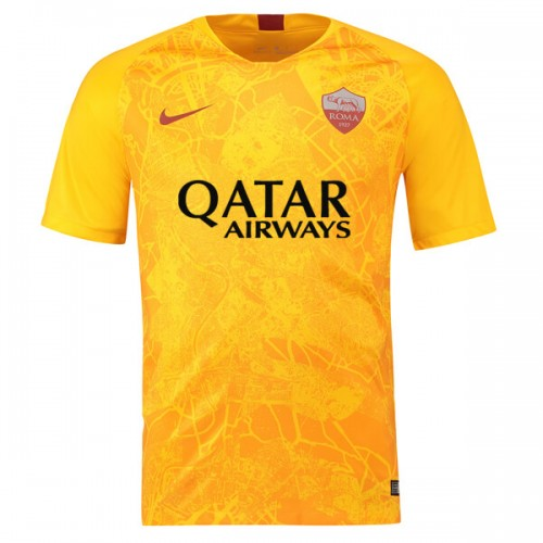 AS Roma 3rd Football Shirt 18 19
