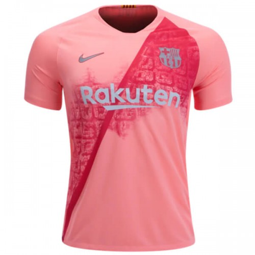 Barcelona 3rd Football Shirt 18 19