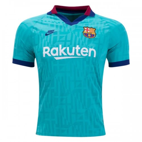 Barcelona Third Football Shirt 19 20