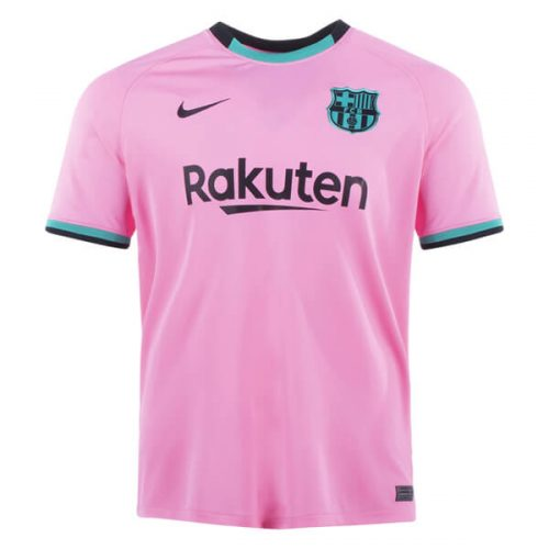 Barcelona Third Football Shirt 20 21