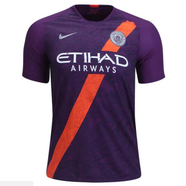 b56bff586b3 Manchester City 3rd Football Shirt 18/19 - SoccerLord