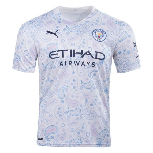 Manchester City Third Football Shirt 20 21