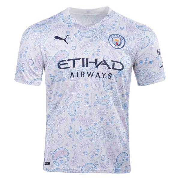 Manchester City Third Football Shirt 20 21