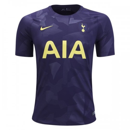 Tottenham Hotspur 3rd Football Shirt 17 18