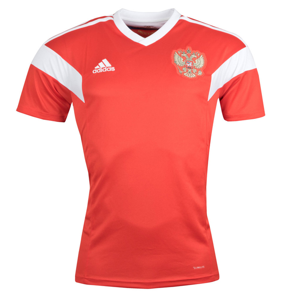 finest selection d2a7a 10fe2 Russia 2018 World Cup Home Football Shirt