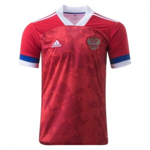 Russia Home 2020 Football Shirt