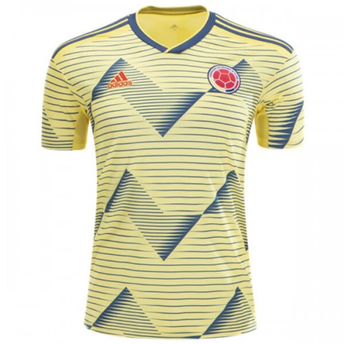 Colombia Home Football Shirt 2019