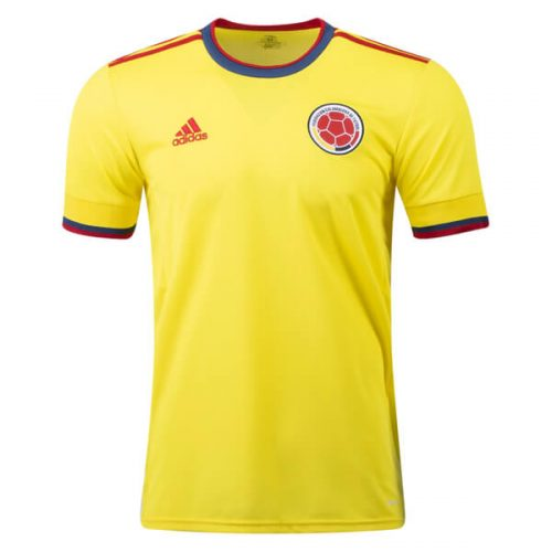 Colombia Home Football Shirt 2021